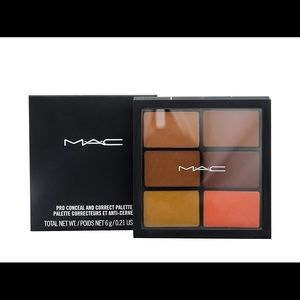 MAC PRO CONCEAL AND PROTECT PALETTE